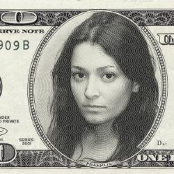 エフェクト 100 Dollars