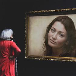 تأثير Art Admirer