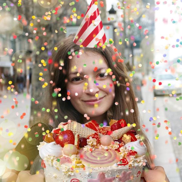 Birthday Party Photofunia Kostenlose Fotoeffekte Und Online