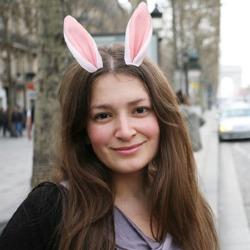 效果 兔子耳朵