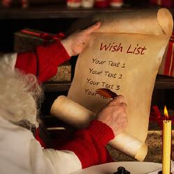 Efekt Christmas List