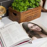 प्रभाव रसोई की किताब