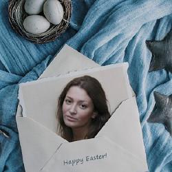 效果 Easter Greetings