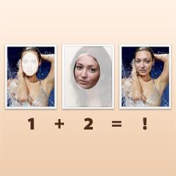 Efekt Face swap