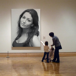Effect Family in the Museum
