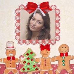 Efecto Dulces festivos