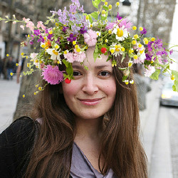 Effekt Floral Wreath