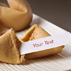 效果 Fortune Cookie