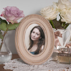 Effect Frame and roses
