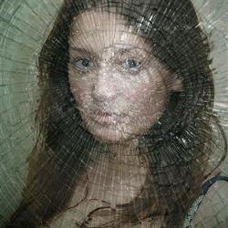 تأثير زجاج