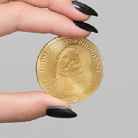Effect Golden Coin