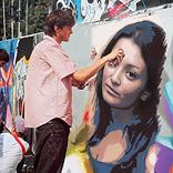 エフェクト Graffiti