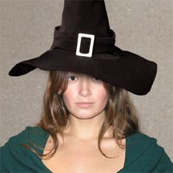 Efekt Halloween Hat