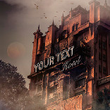 Efecto Haunted Hotel
