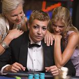 Effekt Male Gambler