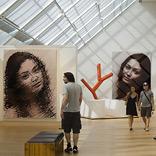 效果 现代艺术