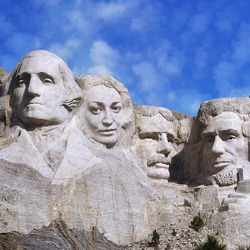 Effect Mount Rushmore