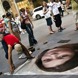 Effect Pavement Art