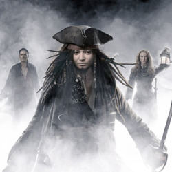 ผลลัพธ์ Pirates of the Caribbean