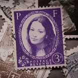 Effect Postage Stamp