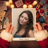 تأثير Santa's Parcel Picture