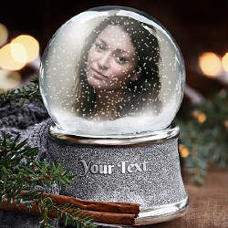 Effect Snow Globe