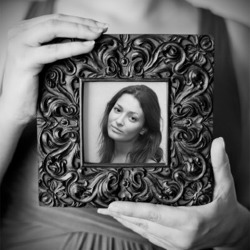Effect Square Photo Frame
