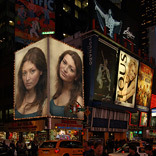 Effet Times Square