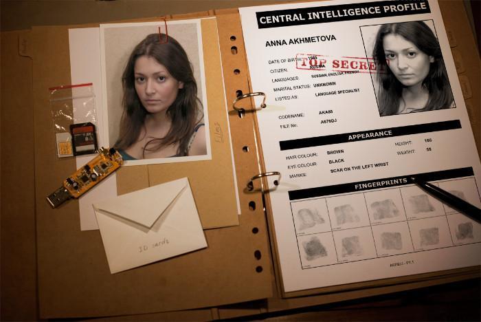 top secret der agent