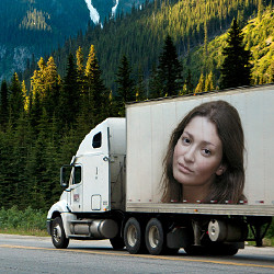 Effect Truck Advert