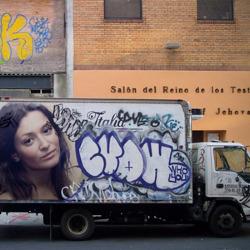Effet Truck