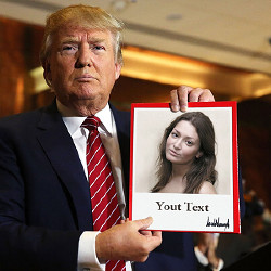 ผลลัพธ์ Trump