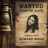 Effect Wanted Poster