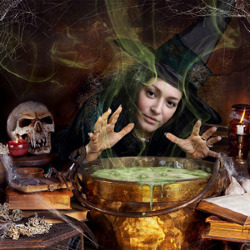 ผลลัพธ์ Witch