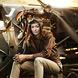 امرأة طيارة