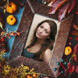 Effect Autumn Frame