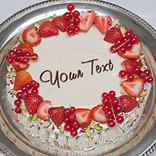 Effet Birthday Cake