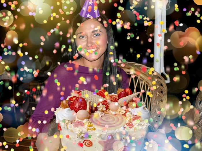 Birthday Party - PhotoFunia: Free photo effects and online
