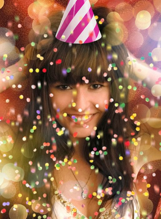 Birthday party photofunia free photo effects and online photo editor m4hsunfo