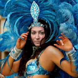 Efek Karnaval Brasil