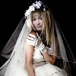 效果 新娘