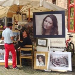 प्रभाव ब्रूसा (Brugge)