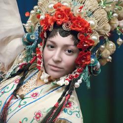 Effet Chinese Opera