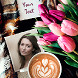 Effect Coffee and Tulips