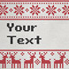 Cross Stitch Text