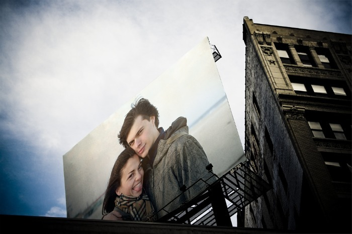 Decorated Billboard - PhotoFunia: Free photo effects and online ...
