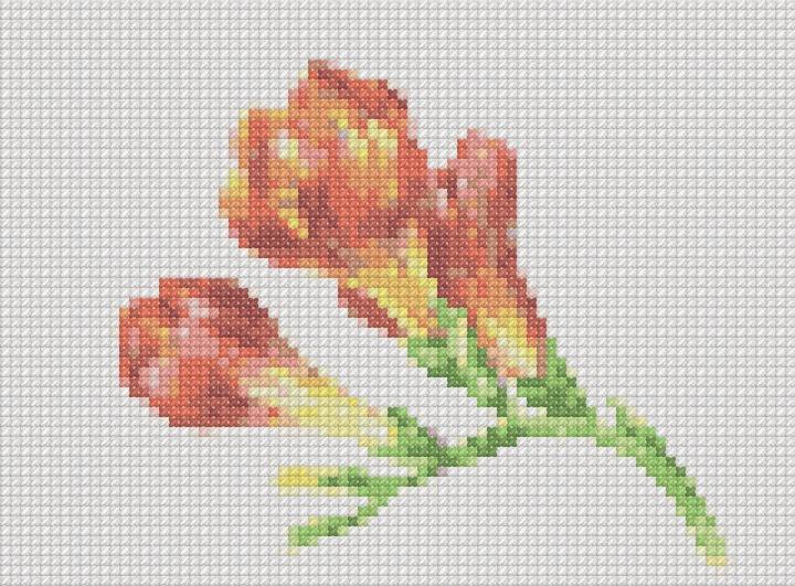 Cross-stitch - PhotoFunia: Free photo effects and online