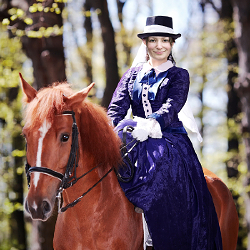 Effect Equestrienne