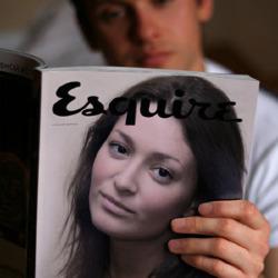 Эффект Esquire