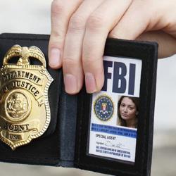 Effet FBI Agent